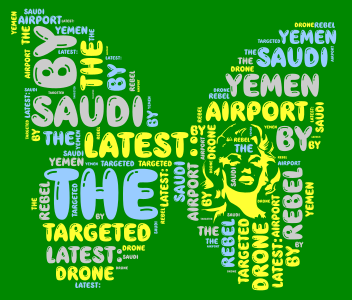 The Latest: Saudi airport targeted by Yemen rebel drone