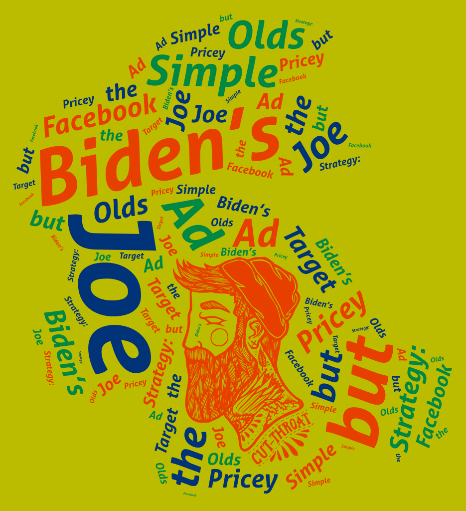 Joe Biden's Simple but Pricey Facebook Ad Strategy: Target the Olds