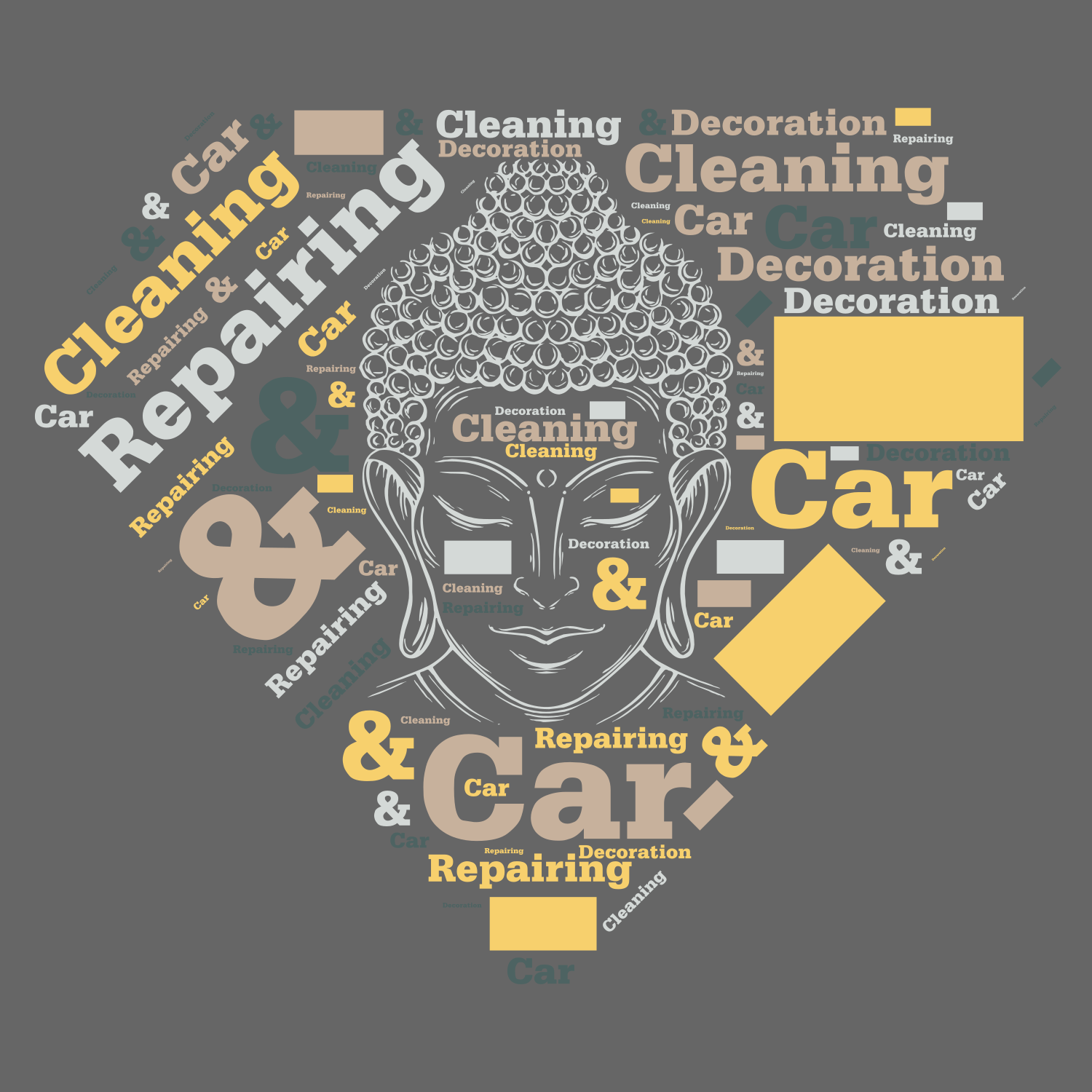 Car Cleaning - Repairing & Decoration