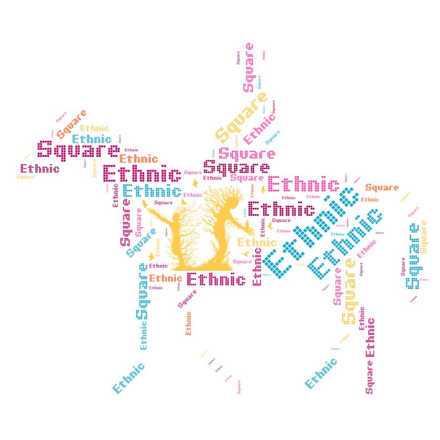 Ethnic Square