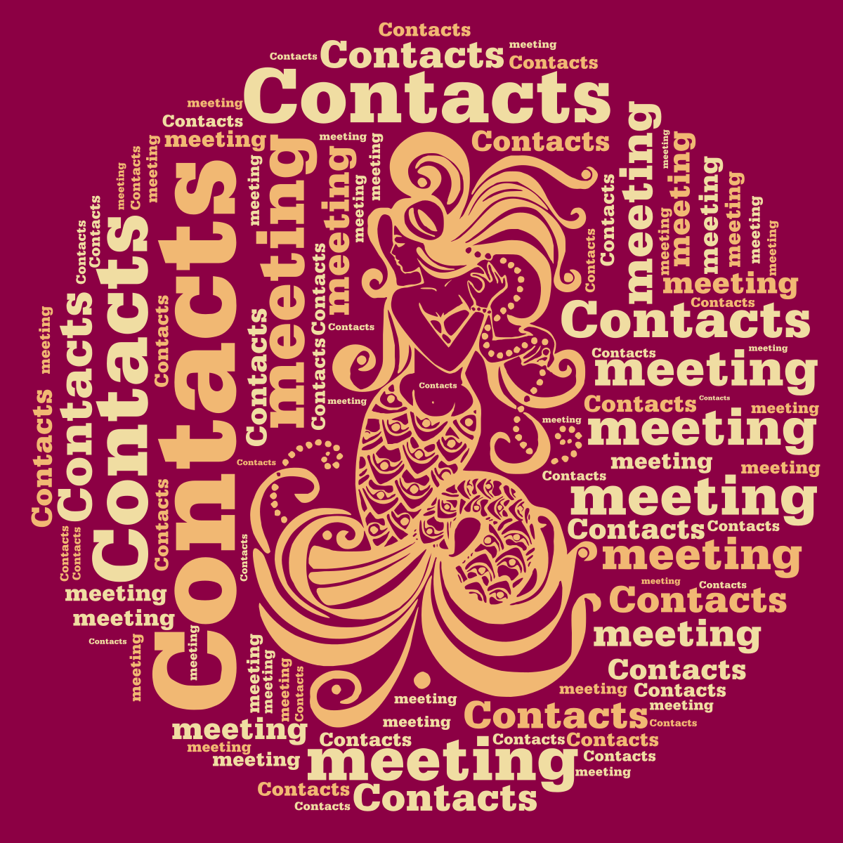 Contacts meeting