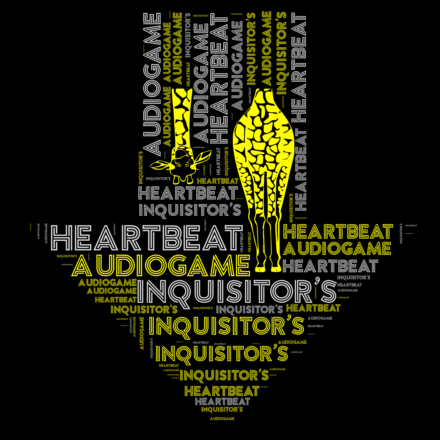 Inquisitor's Heartbeat Audiogame