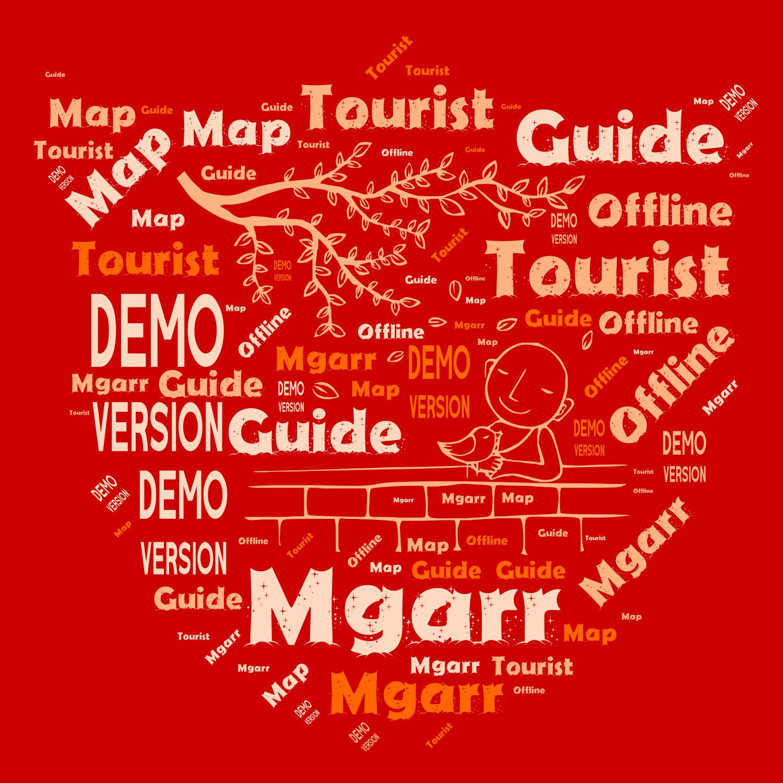 Mgarr Tourist Guide + Offline Map