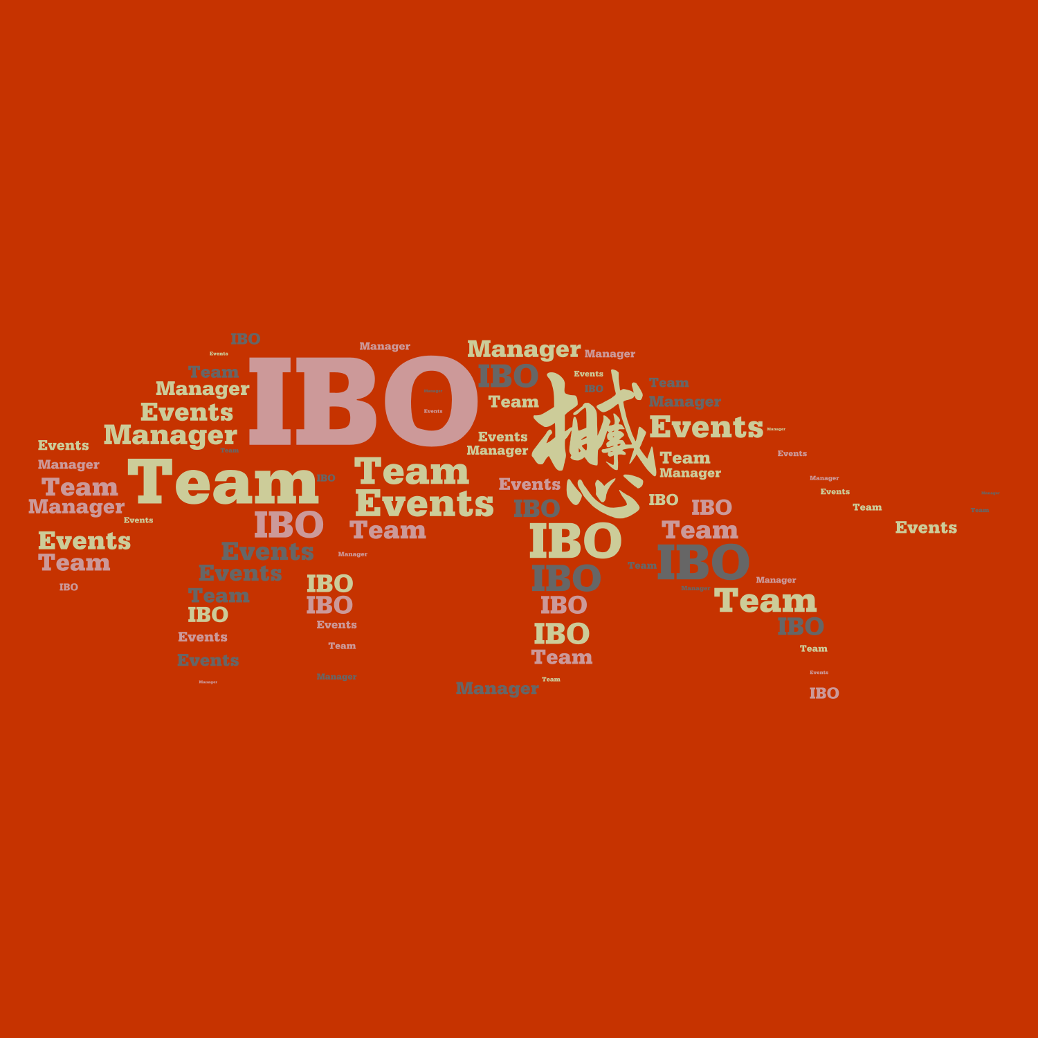 IBO Team Events Manager