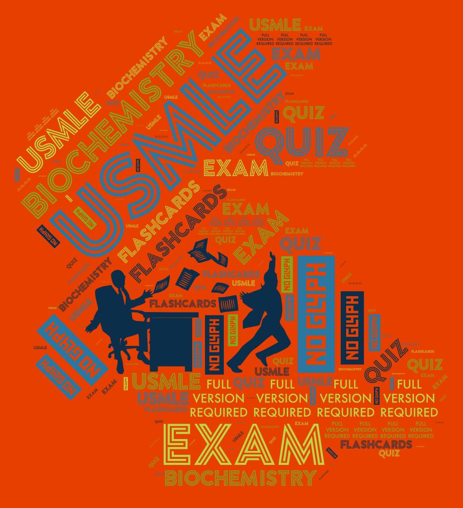 USMLE Biochemistry 8500 Flashcards & Exam Quiz