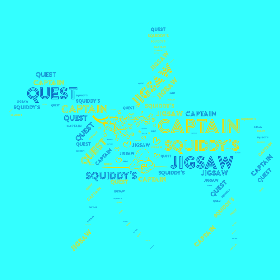 Captain Squiddy's Jigsaw Quest