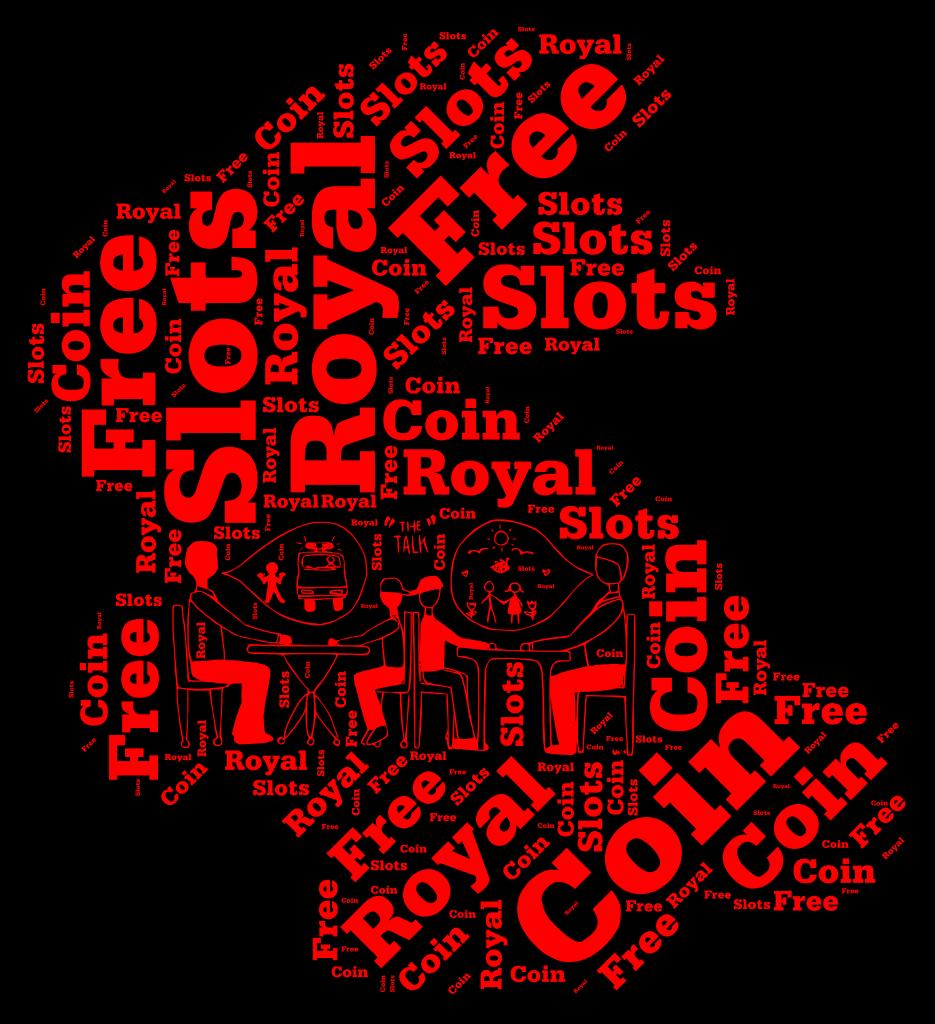 Royal Coin Slots Free