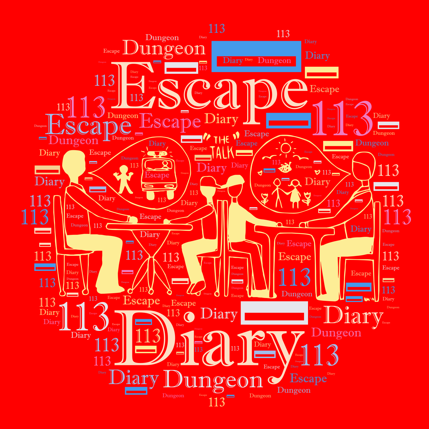 Escape Diary 113 - Dungeon