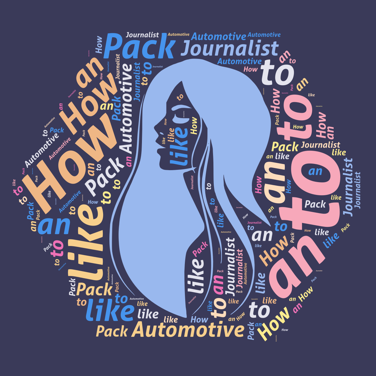 How to Pack like an Automotive Journalist